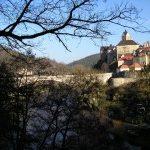 Silniční most přes řeku Ohři bude uzavřen.