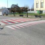 Projekt Bezpečné přechody v kraji Vysočina