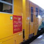 Regionova začala jezdit pravidelně i v Praze.