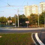 """Správné dopravní řešení – okružní křižovatka """" ELBA"""""""