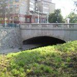 První betonový silniční most v Čechách