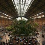 Nádraží Atocha je ukázkou zajímavé a účelné rekonstrukce staré budovy