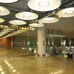 Terminál madridského letiště Bajaras je příjemným uvítáním v Madridu