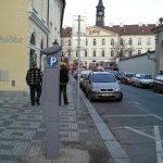 První parkovací automaty v Praze 1 jsou instalovány