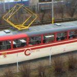 Jak se brzdí tramvaj?