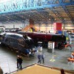 Národní muzeum železnice v Yorku