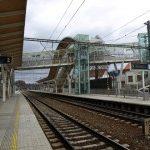 Bezbarierové nádraží ve Strančicích