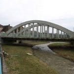 Město Soběslav zdobí železobetonové mosty