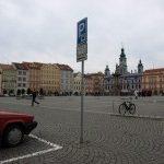 Jak se parkuje v historickém centru Českých Budějovic?