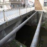 V Kostelci nad Labem býval zvedací most