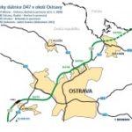 Dalších 11 677 metrů dálnice bylo dáno do provozu v Moravskoslezském kraji
