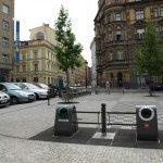 V Praze 1 se užívají unikátní podzemní kontejnery