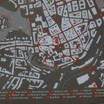 V  centru Brna vede červená turistická trasa