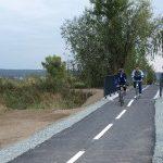 V Praze byl dán do provozu další úsek cyklostezky