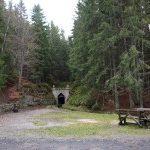 Šumava ukrývá tunel s vůní romantiky