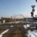 Stanice Geologická je na unikátní tramvajové trati v Praze