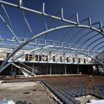 Nová letištní hala vítá cestující na Letiště Karlovy Vary