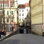 Praha připravuje další nový tunel !