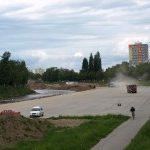 V Českých Budějovicích se buduje obratiště pro lodě
