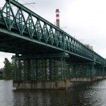 Kdy budou jezdit tramvaje po novém tramvajovém mostu?