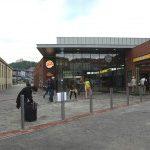 Autobusové nádraží v Praze má novou odbavovací halu.