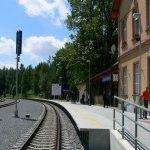 V železniční stanici Česká Kubice byla dokončena rekonstrukce