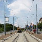 V Karlovarské ulici je potřeba počítat se zúžením jízdních pruhů!