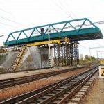 Nový most přes železniční koridor je v provozu!