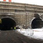 Severní tubus tunelu Blanka pod pražskou Letnou byl proražen