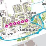Štěrboholy: dočasná změna trasy a zastávek linek 163 a 553