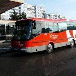 V Praze zahájila provoz nová autobusová linka.