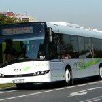 V Praze pokračuje testování autobusů na hybridní pohon