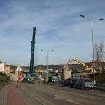 Dopravní opatření související s výstavbou tramvajové tratě v Praze 6