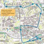 Trvalá změna trasy autobusové linky číslo 515