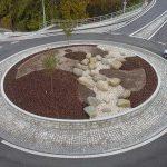 Další měsíc zkušebního provozu probíhá na okružní křižovatce  v Turnově
