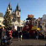 Silvestrovské a novoroční oslavy 2011 – související dopravní opatření