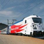 Lokomotiva v národních barvách poveze vlaky na Mistrovství Evropy ve fotbale !