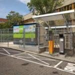V centru Prahy byla zprovozněna veřejná stanice CNG