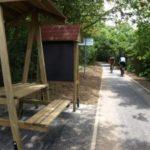 Jaká je cyklostezka u Průhonického parku ?
