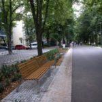 Příjemná procházka po nově rekonstruované promenádě v Poděbradech