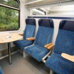 České dráhy zahájily testování modernizovaného bezbariérového vozu pro dálkovou dopravu