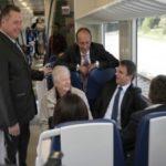 V Českých Budějovicích se představil vlak RegioPanter