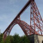Pohlednice z Francie – železniční viadukt Garabit