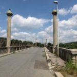 V Plzni se staví nový most