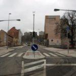 Do opravené Michelské ulice se vrací provoz