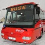 V Kolíně budou jezdit malokapacitní autobus