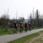 Zahájení cyklistické sezóny v Jihočeském kraji