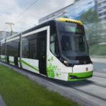 V Plzni jezdí tramvaj určená pro provoz v Maďarsku