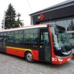 V Hradci Králové testují elektrobus