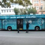 Nový elektrobus se představí na veletrhu CZECHBUS 2013